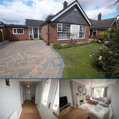 2 bedroom detached bungalow for sale - Elmsleigh Road, Heald Green, Cheadle, Cheshire SK8