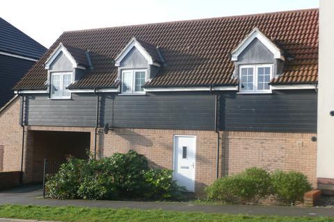 2 bedroom coach house to rent - Phoenix Way, Stowmarket IP14