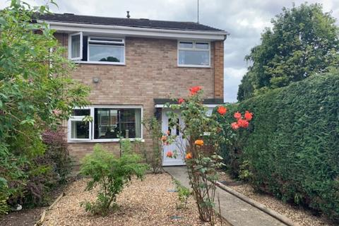 3 bedroom end of terrace house for sale - Windrush, Banbury