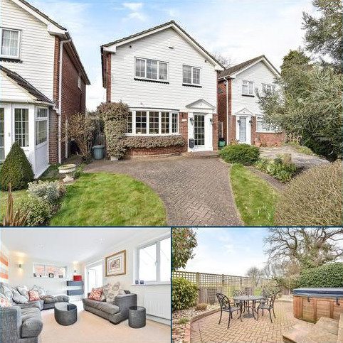 3 bedroom detached house for sale - Hall View London SE9