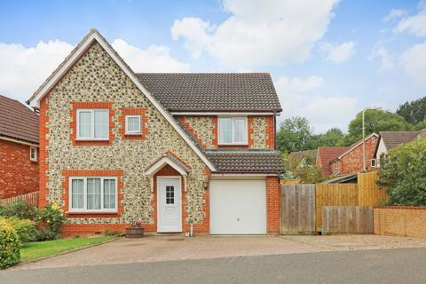 4 bedroom detached house for sale - Spindlewood End, Godinton Park, Ashford, TN23 3QE