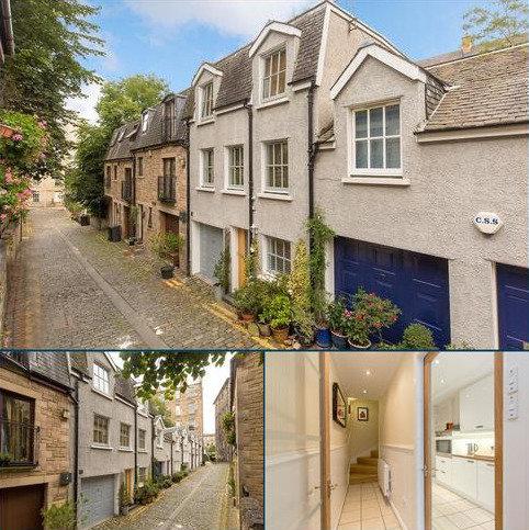 3 bedroom mews for sale - 14 Gayfield Place Lane, New Town, Edinburgh, EH1