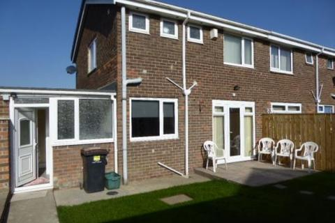 3 bedroom semi-detached house to rent - Alnwick Road, Newton Hall, Durham, DH1
