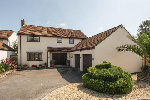 4 bedroom detached house for sale - 31 St Medard Road, WEDMORE, Somerset