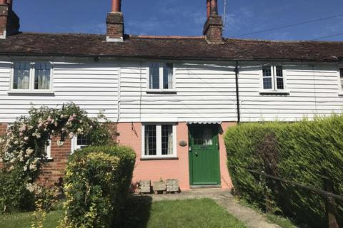 2 bedroom terraced house for sale - 2 Pound Cottages, Goudhurst Road, Cranbrook, Kent