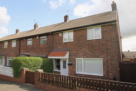 3 bedroom end of terrace house for sale - Donside, Leam Lane Estate