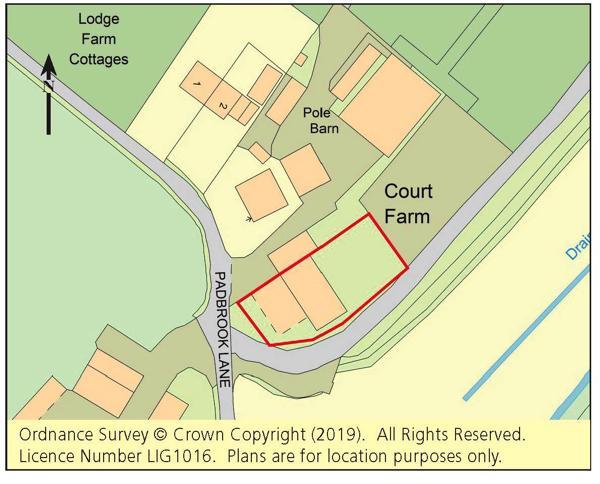 Barn Opposite Court Farm, Padbrook Lane, Preston ...