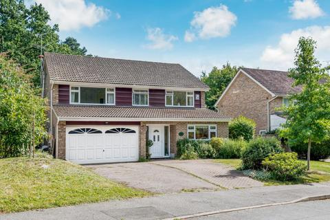 4 bedroom detached house for sale - Merrywood Park, Camberley, GU15