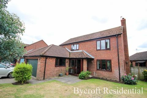 4 bedroom detached house for sale - Kirby Close, Martham