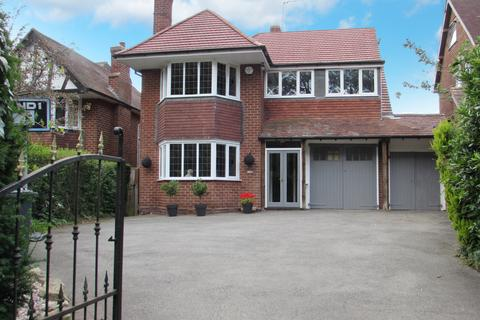 5 bedroom detached house for sale - Widney Manor Road, Solihull