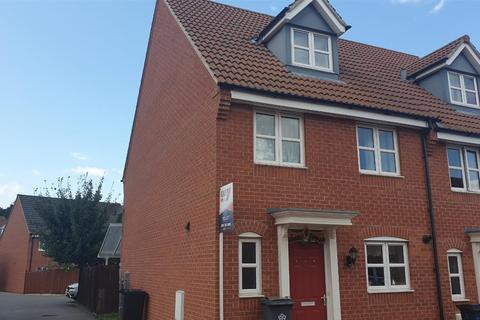 4 bedroom townhouse to rent - Husthwaithe Lane, Hamilton, LE5 1BU