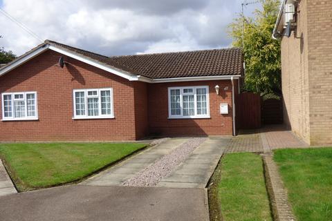 1 bedroom semi-detached bungalow for sale - Meadowgate Lane, Spalding