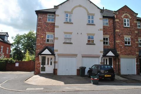 3 bedroom terraced house for sale - Wharton Hall, Wharton Road