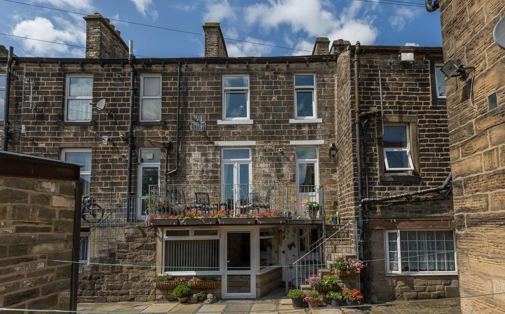 Yorkshire Terrace: Keighley Road, Silsden 4 Bed Terraced House For Sale