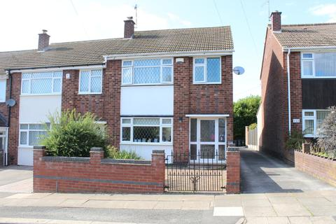 3 bedroom end of terrace house for sale - Shorncliffe Road, Coundon, Coventry