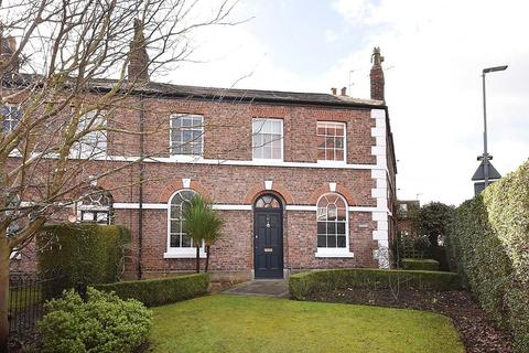 3 bedroom end of terrace house to rent - County Terrace, Knutsford
