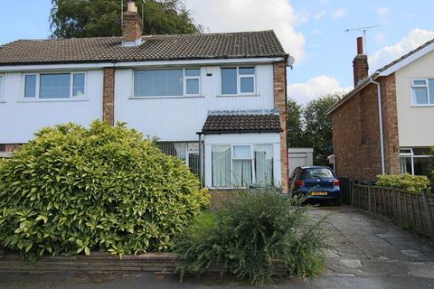 3 bedroom semi-detached house for sale - Linton Avenue, Alwoodley