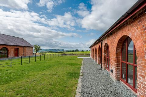 3 bedroom barn conversion for sale - Barn 6, Nantcribba Barns, Forden, Welshpool, Powys