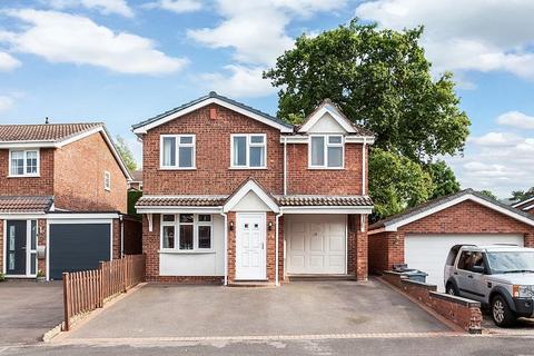 3 bedroom detached house for sale - Derwent Drive, Congleton
