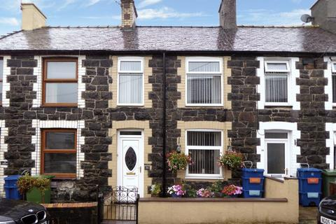 3 bedroom terraced house for sale - Llanberis
