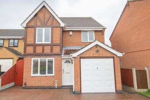4 bedroom detached house for sale - Farnborough Gardens, Allestree