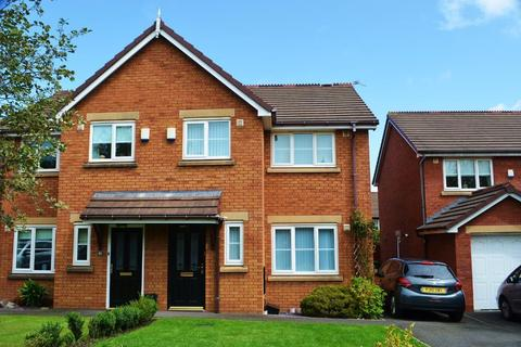 3 bedroom semi-detached house for sale - The Mallards, Churchtown, Southport, PR9 8RJ