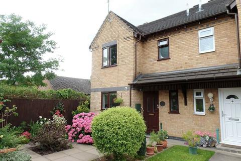 3 bedroom end of terrace house for sale - Waterside Court, Gnosall, Staffordshire