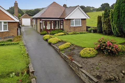 2 bedroom detached bungalow for sale - Heathcote Road, Bignall End