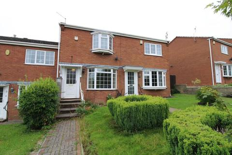 2 bedroom townhouse to rent - Crawford Rise, Arnold, Nottingham, NG5 8QF