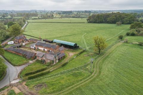 Farm for sale - Hanch Farm, Lysways Lane, Hanch, Lichfield
