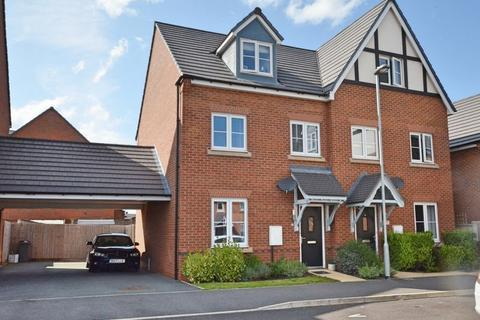 3 bedroom semi-detached house for sale - Beeby Way, Broughton