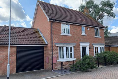 4 bedroom detached house for sale - Wiggins View, Chancellor Park, Chelmsford, CM2