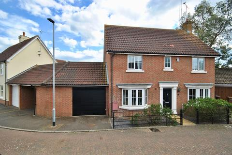 4 bedroom detached house for sale - Wiggins View, Chancellor Park, Chelmsford, CM2