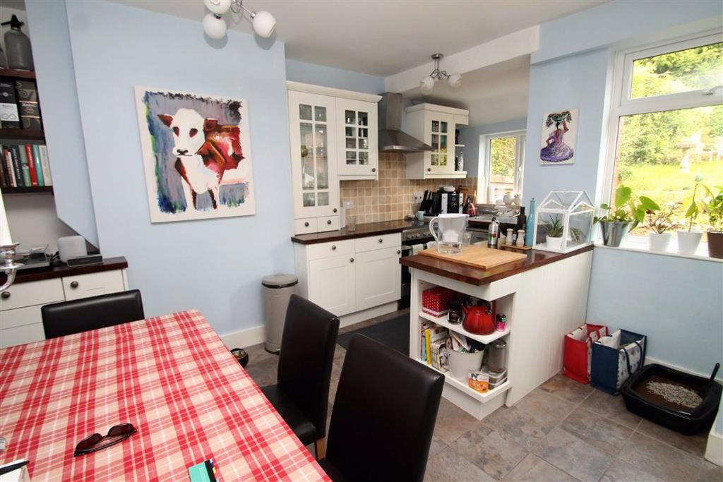Rear Dining Kitchen