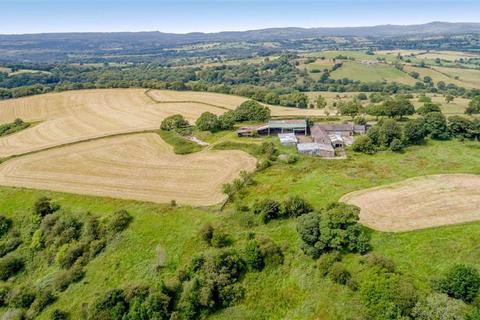 Farm for sale - Bradshaw Lane, Bradnop, Nr Leek, Staffordshire