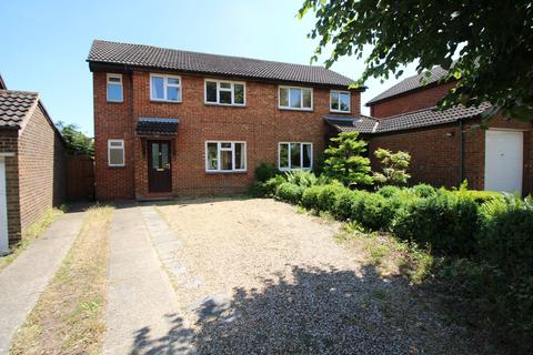 4 bedroom semi-detached house to rent - Coleridge Close, Hitchin, SG4