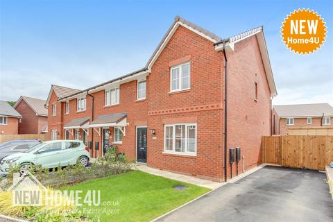 3 bedroom house for sale - Ash Road, Sychdyn, Mold