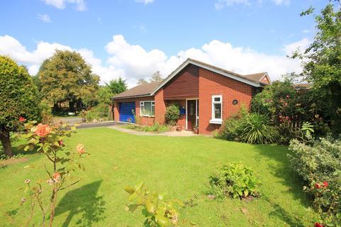 3 bedroom detached bungalow for sale - Norden Close, Locking Stumps, Warrington, WA3