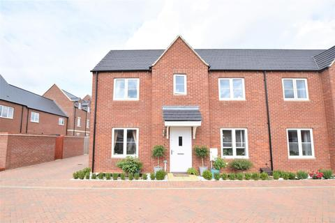 3 bedroom semi-detached house for sale - Hobby Road, Bodicote, Banbury
