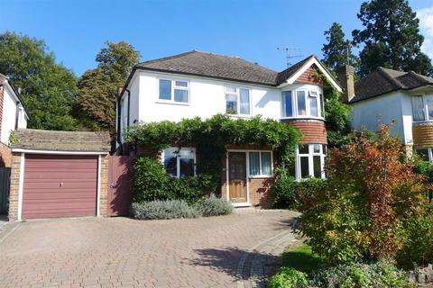 4 bedroom detached house for sale - Hardwick Road, Hildenborough