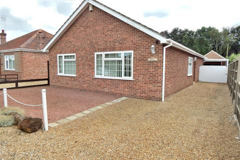 3 bedroom detached bungalow for sale - Mill Field Lane, West Winch, King's Lynn