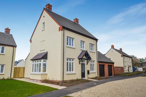 4 bedroom detached house for sale - The Darcy, Heyford Park