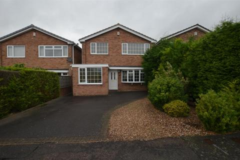 3 bedroom detached house to rent - Pritchett Drive, Littleover, Derby