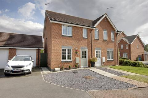 3 bedroom semi-detached house for sale - Stubbs Close, Brough