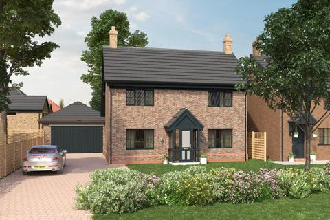 4 bedroom detached house for sale - 8 Hayride Close, Walkington