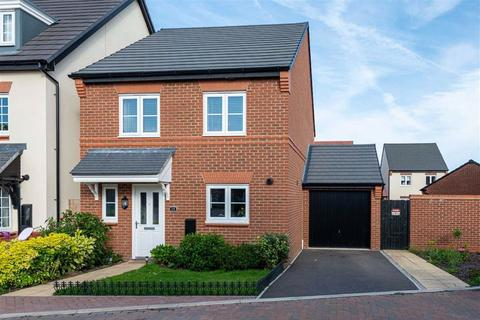 3 bedroom detached house for sale - Holly Drive, Nantwich, Cheshire