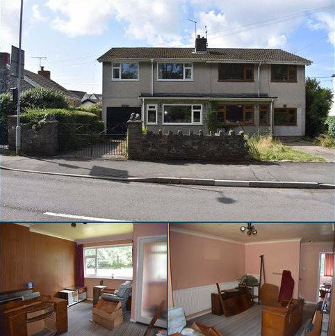 3 bedroom semi-detached house for sale - Manselfield Road, Swansea, SA3