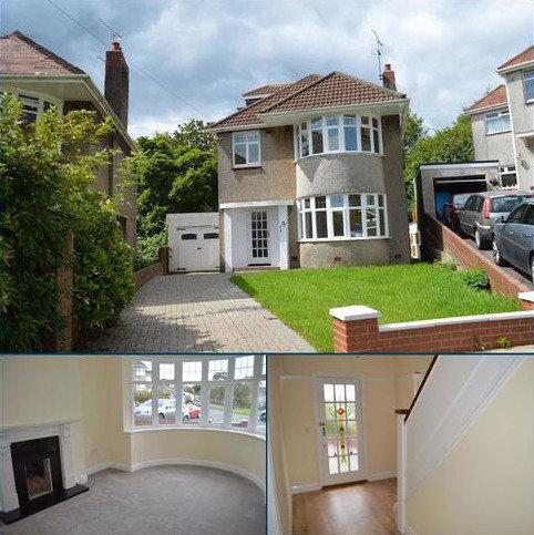 4 bedroom detached house for sale - Glan Yr Afon Gardens, Swansea, SA2
