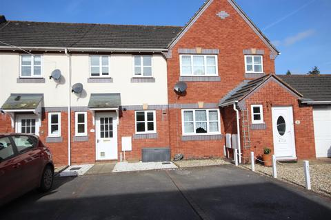 2 bedroom terraced house to rent - Old Bakery Close, Exwick,