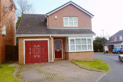 3 bedroom detached house for sale - Treetop Mews, Battle Hill, Wallsend, NE28